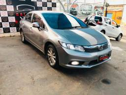 Honda Civic LXS Automatico - 2014