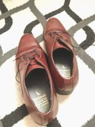 Sapato Social Reserva para noivo - casamento (Usado apenas 1 dia)