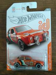 HotWheels id 70' Ford Escort 1600
