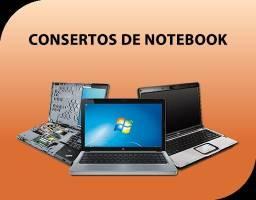 Consertos de Notebook
