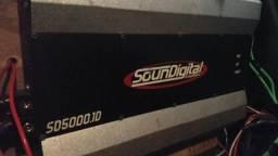 Troco soundigital 5000 comprar usado  Porto Alegre