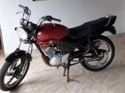 Yamaha YBR 125 2006/2007 - 2007