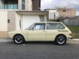 VW Brasília 1974 segundo dono