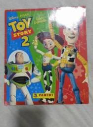 Álbum de figurinhas toy story 2 completo