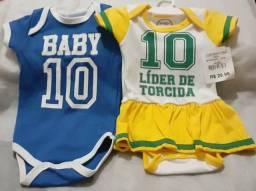 Oferta roupas de bebê