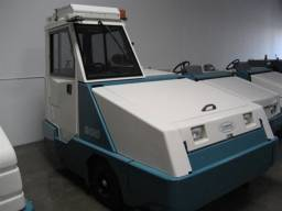 Varredeira Tennant 800 com ar-condicionado
