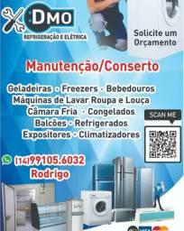 Conserto de Geladeiras e Máquinas de Lavar