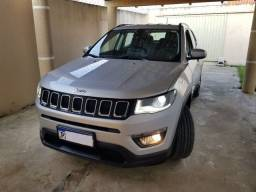 2018 Jeep Compass Longitude 2.0 Flex 4x2