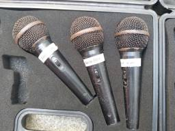 Kit de Microfone Behringer xm1800s