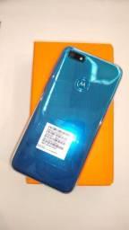 Celular Moto  E 6 novo na caixa com nota fiscal 1000 reais