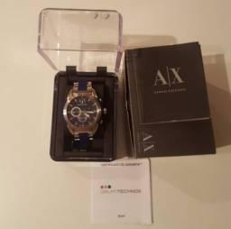 Relógio Armani Exchange Analógico AX1386 - Semi Novo!