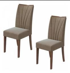 Conjunto 6 cadeiras Apogeu Lopas