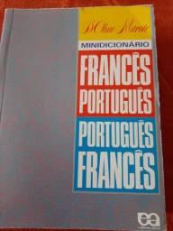 Vendo minidicionario Francês-português