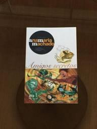 Livro Amigos Secretos Ana Maria Machado