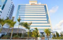 Vendo apartamento em Hotel - Alugado - Rendimentos Mensais conforme ocupação do Hotel;