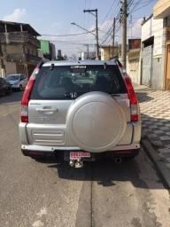 Honda CR-V 2.0 EX 4x4 Automática 2º dono
