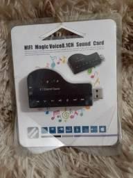 Hifi Magic Voice 8.1 Card ofertas na loja