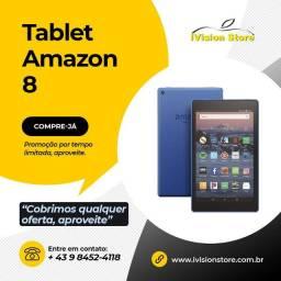 Tablet amazon fire hd8 32gb Novos lacrados com 6 meses de garantia em PROMOÇÃO