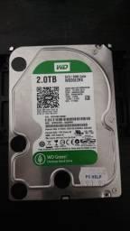 HD WD 2 terabyte