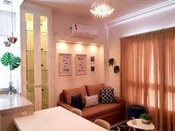 Apartamento 01 dormitório, mobiliado, próximo à FURB, com garagem