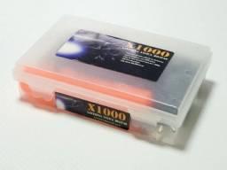 LANTERNA TÁTICA X1000 MAIS FORTE QUE A X900.