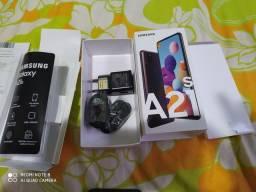 Sansung A21s novo