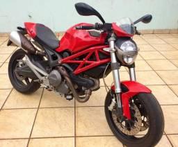 Ducati monster 696 *linda, raridade