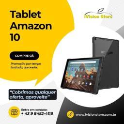 Tablet amazon fire hd10 32gb Novos lacrados com 6 meses de