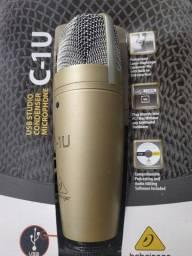 Microfone Behringer C1U usb