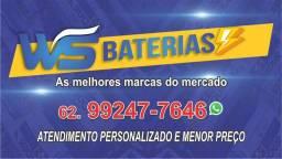 Ws baterias baterias automotivas ??
