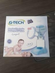 Bomba tira leite elétrica - G Tech