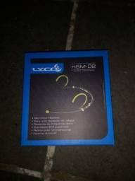 Lyco - Microfone Headset Para Sistema Sem Fio HSM02MX