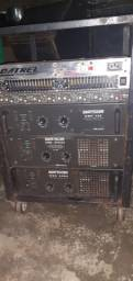 Amplificador Dbk 6000