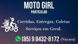 Moto Girl Particular Disponível