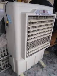 Climatizador industrial portátil