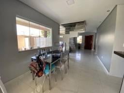 JL - Casa duplex com ótimo quintal no condomínio Boulevard Lagoa!!!