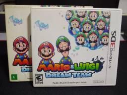 Mario e Luigi Dream Team Nintendo 3DS