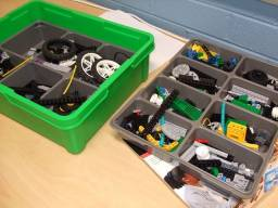 Lego Mindstorms + Kit de expansão