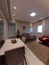 Título do anúncio: Apartamento lindo, 3 quartos, 1 suíte, 2 sacadas, reformado, com armários, sala 2 ambiente