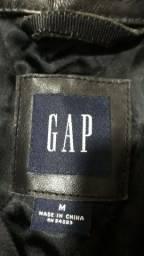 Jaqueta de couro Top