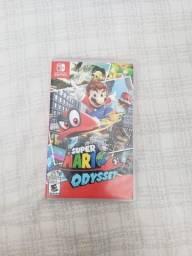 Super Mario Odyssey - Jogo Nintendo Switch