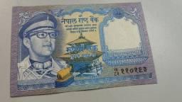 Cédula Nepal 1974