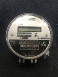 Relógio medidor luz digital ( antigo )
