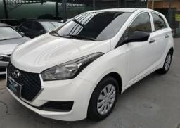 Hyundai HB20 Unique 1.0 Branco