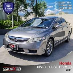 Civic LXL sedan 1.8 Mec