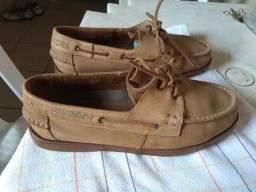 Sapato Deck Shoes Samello