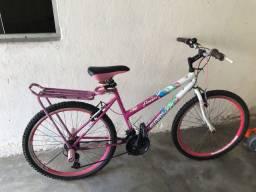 Bicicleta bike feminina