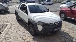 Título do anúncio: FIAT STRADA CE ADVENTURE 1.8 16V Branco 2017/2017