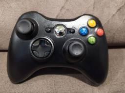 Controle Xbox 360 Original Impecável!   ATÉ 12X
