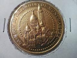 Medalha Sacre-couer de Montmartre